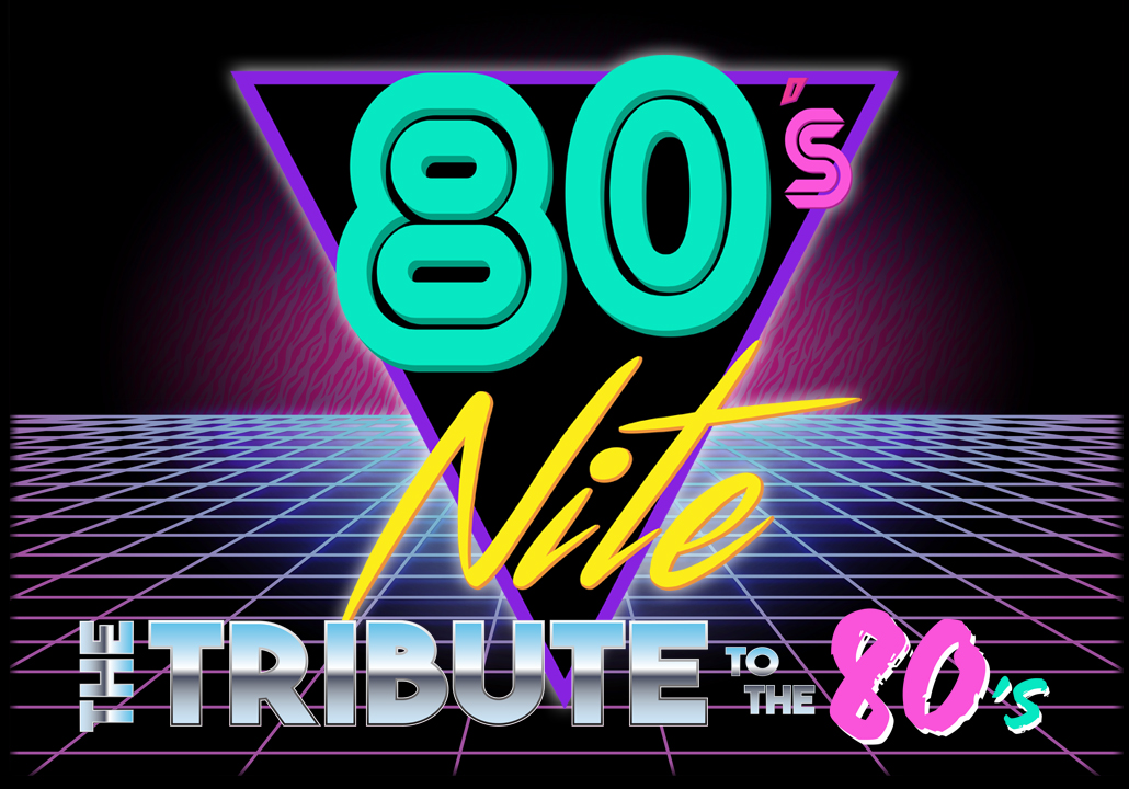 80's Nite is THE Tribute to the 80's!